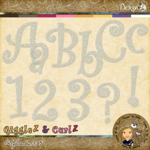 GiggleZ & CurlZ: Alpha 5