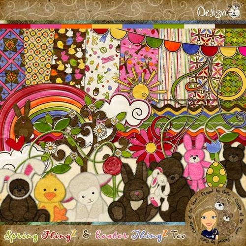 Spring FlingZ & Easter ThingZ Too
