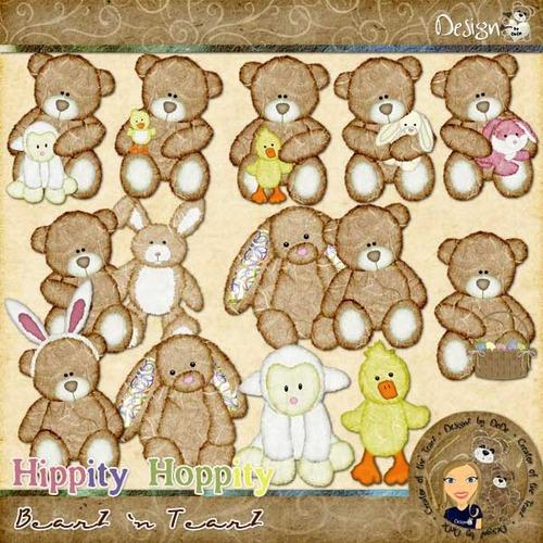 Hippity Hoppity: BearZ 'n TearZ