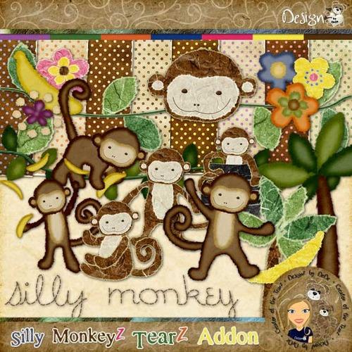 Silly MonkeyZ: TearZ Add-on