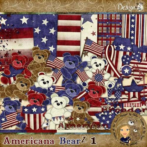 Americana BearZ 1
