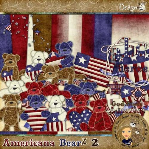 Americana BearZ 2