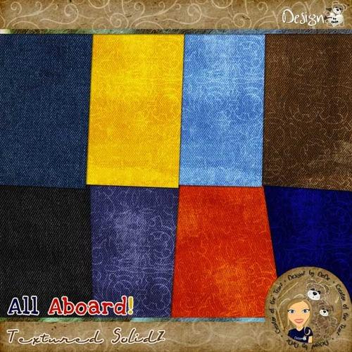 All Aboard! | Textured SolidZ