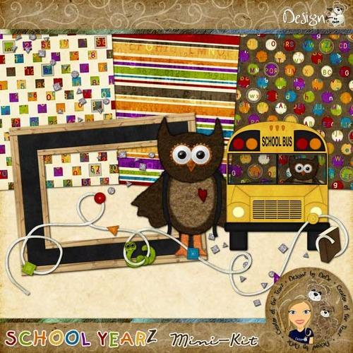 School YearZ: Mini-Kit