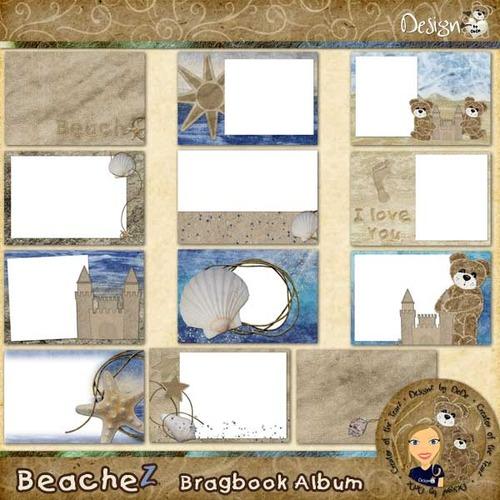 BeacheZ: Bragbook Album