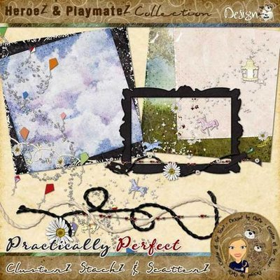 Practically Perfect: ClusterZ StackZ & ScatterZ
