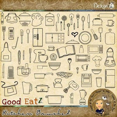 Good EatZ: Kitchen BrusheZ
