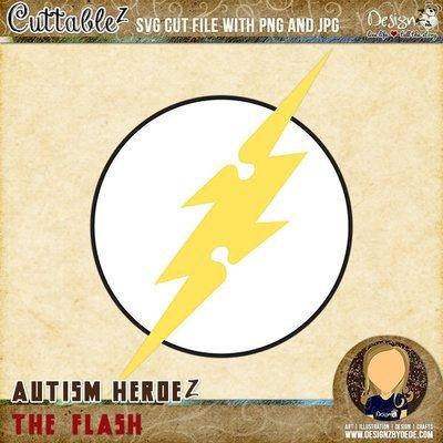 The Flash | Autism HeroeZ
