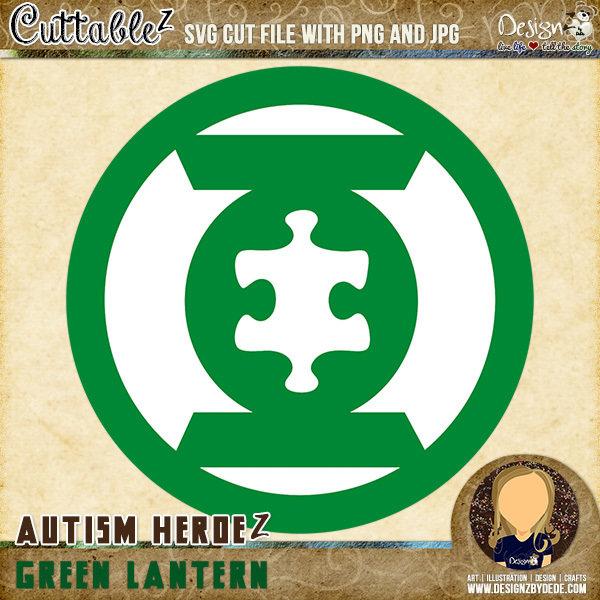 Green Lantern | Autism HeroeZ