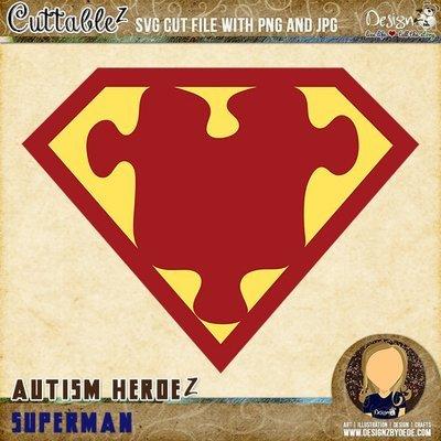 Superman | Autism HeroeZ