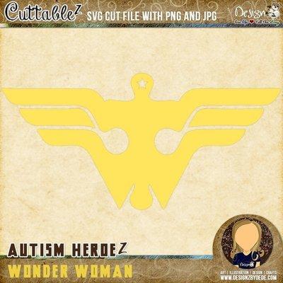 Wonder Woman | Autism HeroeZ