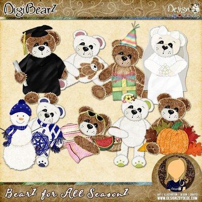 BearZ for All SeasonZ