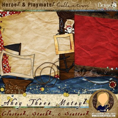Ahoy There MateyZ | ClusterZ StackZ & ScatterZ