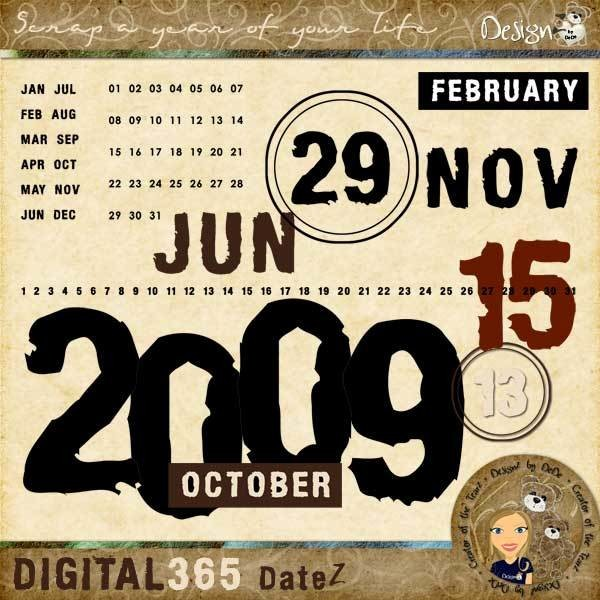 Digital 365: DateZ