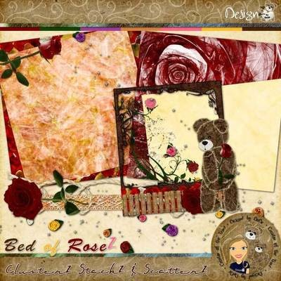 Bed of RoseZ: ClusterZ StackZ & ScatterZ