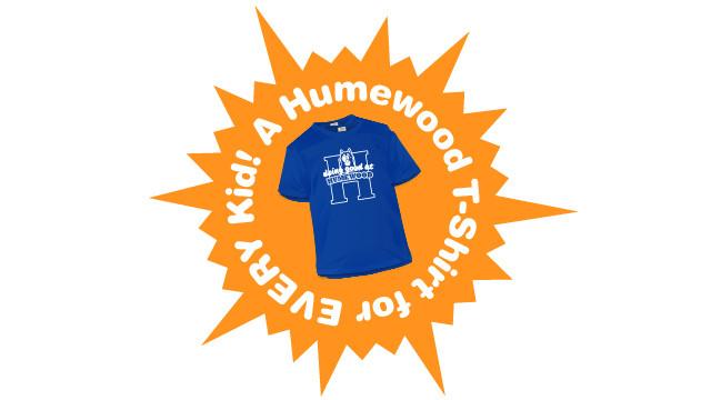 Humewood Spirit T-shirts