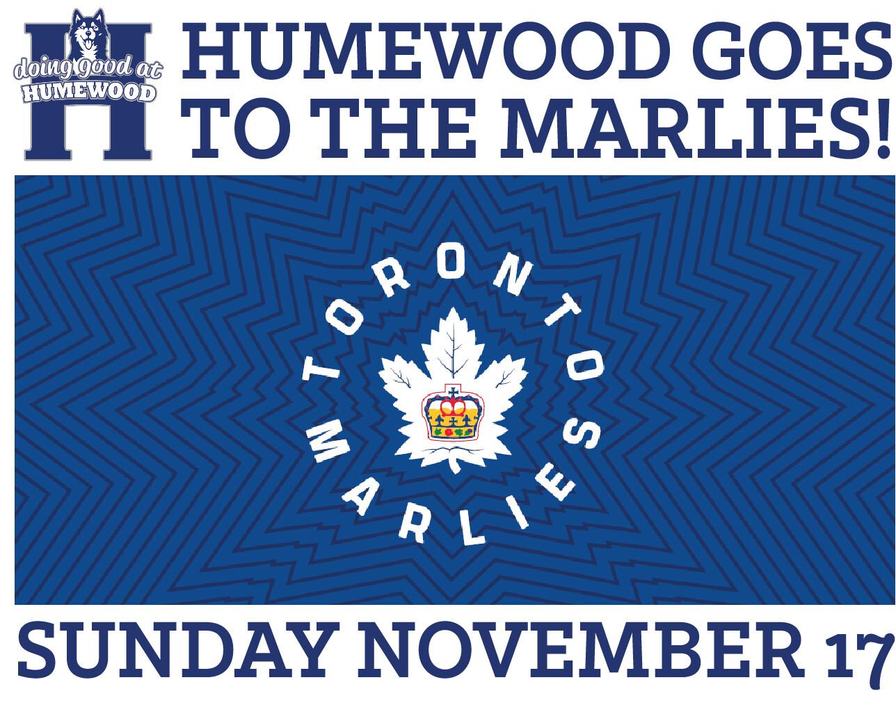 Marlies tickets - Sunday Nov 17, 2019