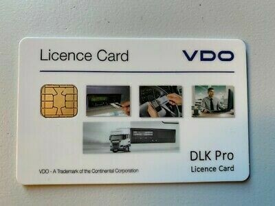 DLKPro Licence card 4.0 READY
