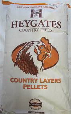 Haygates Feeds Layers Pellets per 20 kg.
