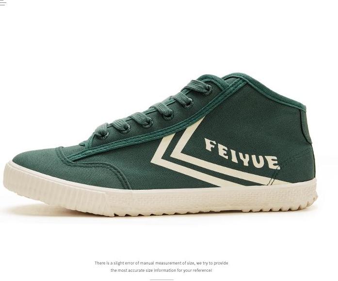 Boot Sneaker Vulcanized Feiyue Classic 1920's