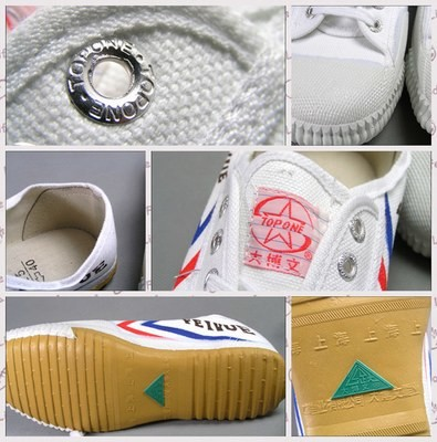 501 Classic Feiyue Sneakers (Green) Bulk Buy