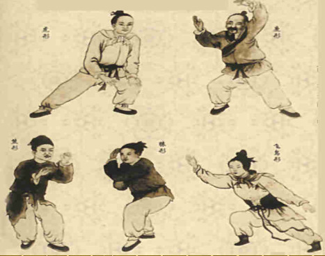 Yin Yang Fitness Way - Qigong Part 2