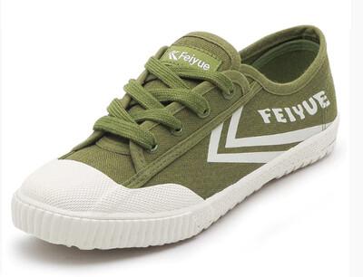 Camo Green Sneaker Lo Feiyue - NEW