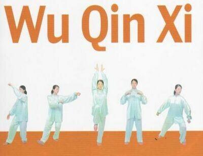 Health Qigong Workshop - 5 Animals (Wu Qin Xi)