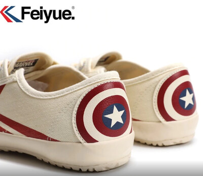 Marvel CaptainA Feiyue Sneaker