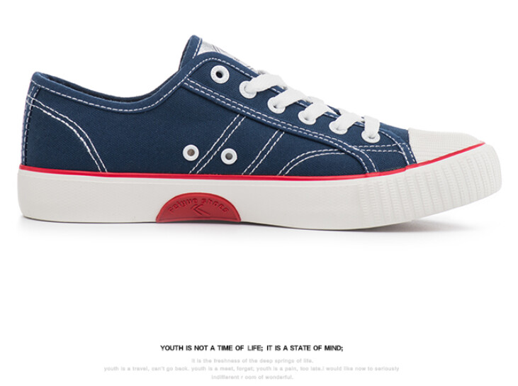 Old School Canvas Sneaker Feiyue