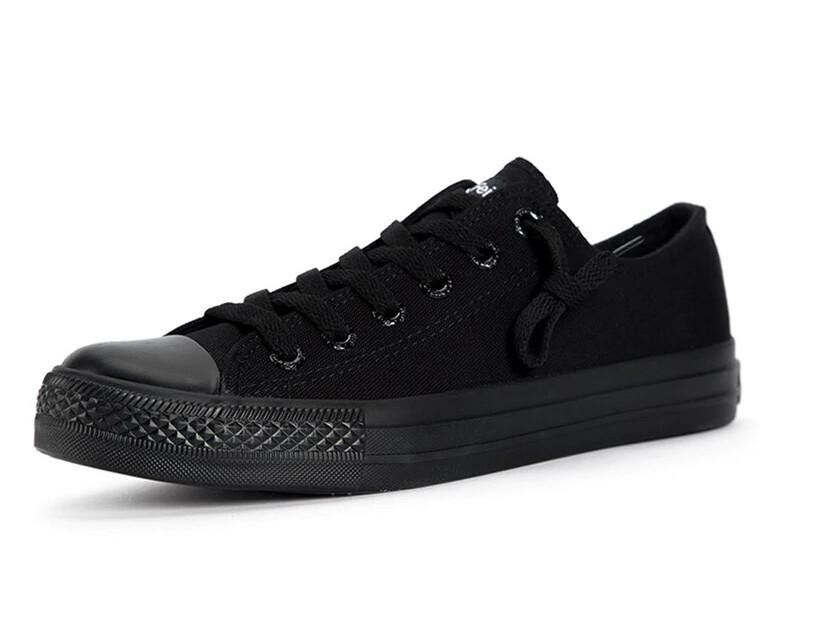 Pitch Black Feiyue Sneaker