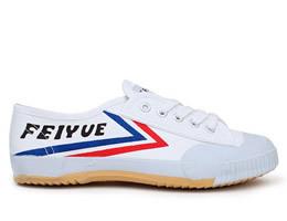 501 Feiyue Classic Lo White Sneaker