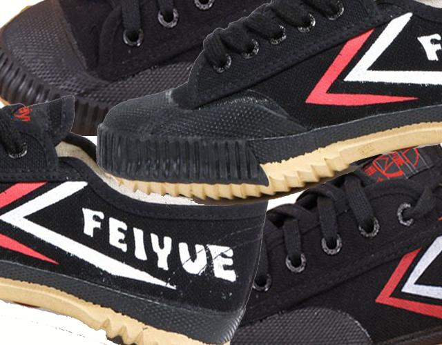 Feiyue Black x2 00013