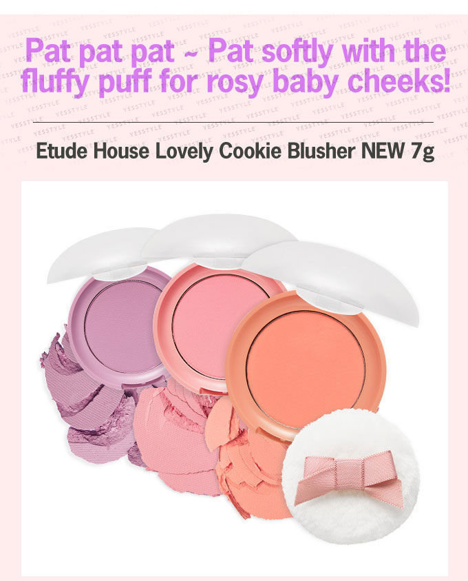 Lovely Cookie Blusher ( Grapefruit Jelly) - Etude House 00047