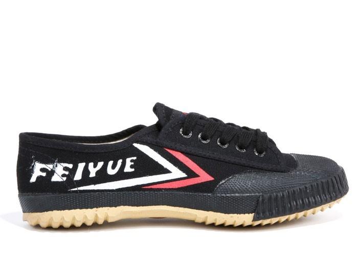 Feiyue Authentic Black Shoe 00061