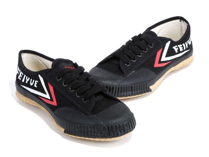 Feiyue Authentic Black Shoe