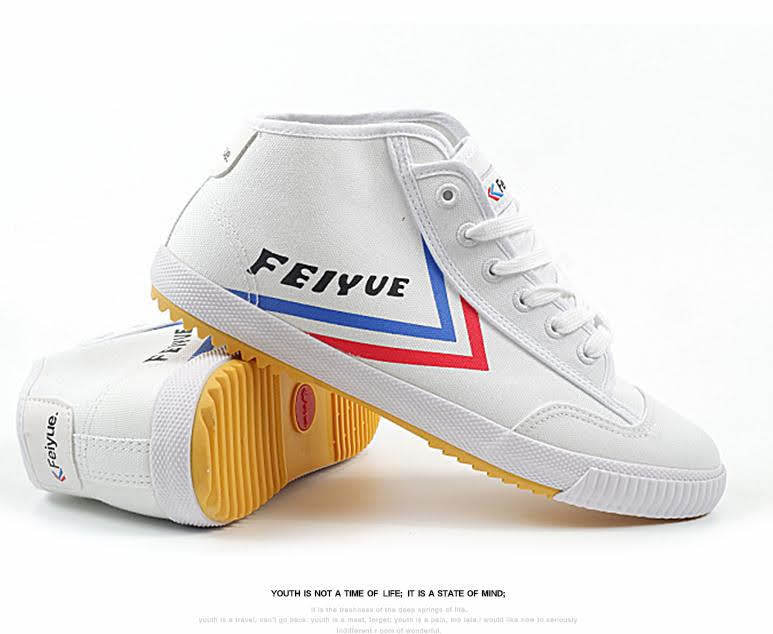 Feiyue Boot non rubber tip - NEW