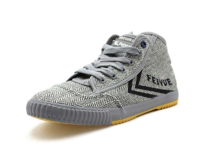Feiyue Boot Grey Texture 8372