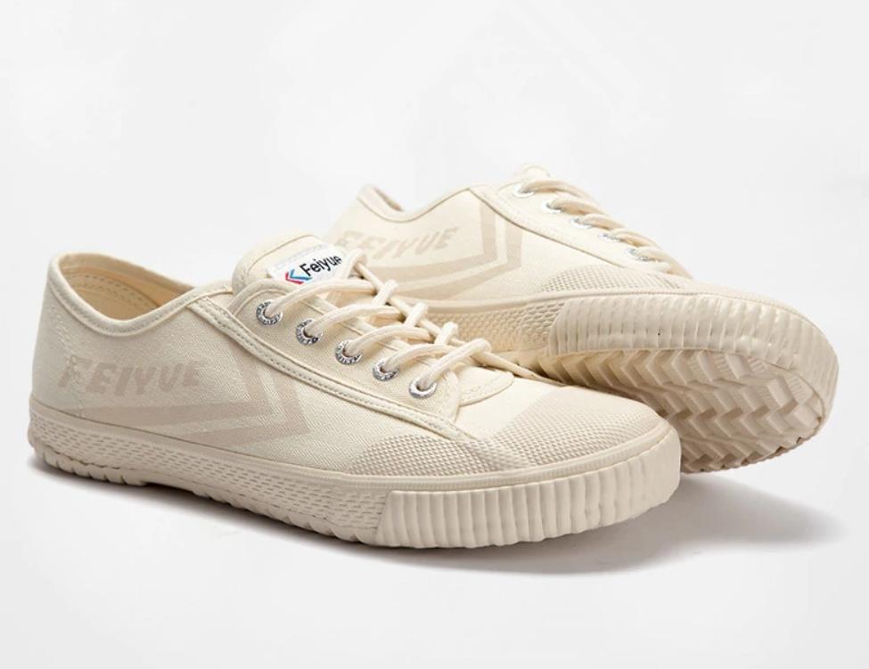 Flexi Beige Sneaker Feiyue