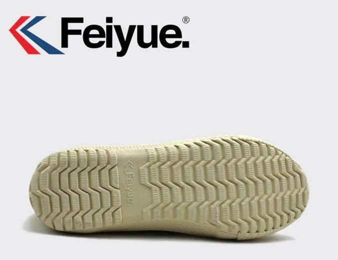 Feiyue Flexi Beige
