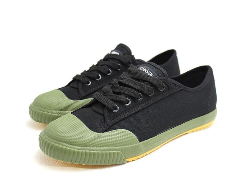 Camo Black Sneaker Feiyue