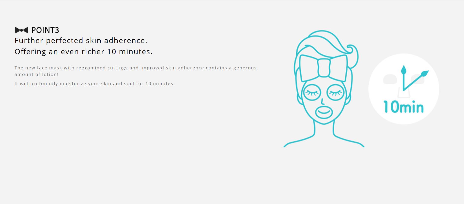 LuLuLun - Precious Moisturizing Face Mask