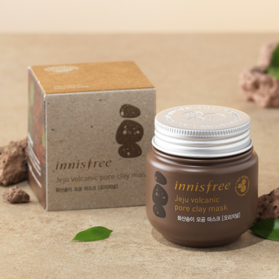 innisfree - Jeju Volcanic Pore Clay Mask 100ml