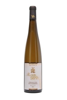 Louis Sipp - Grand Cru Osterberg Riesling 2013 - box of 6