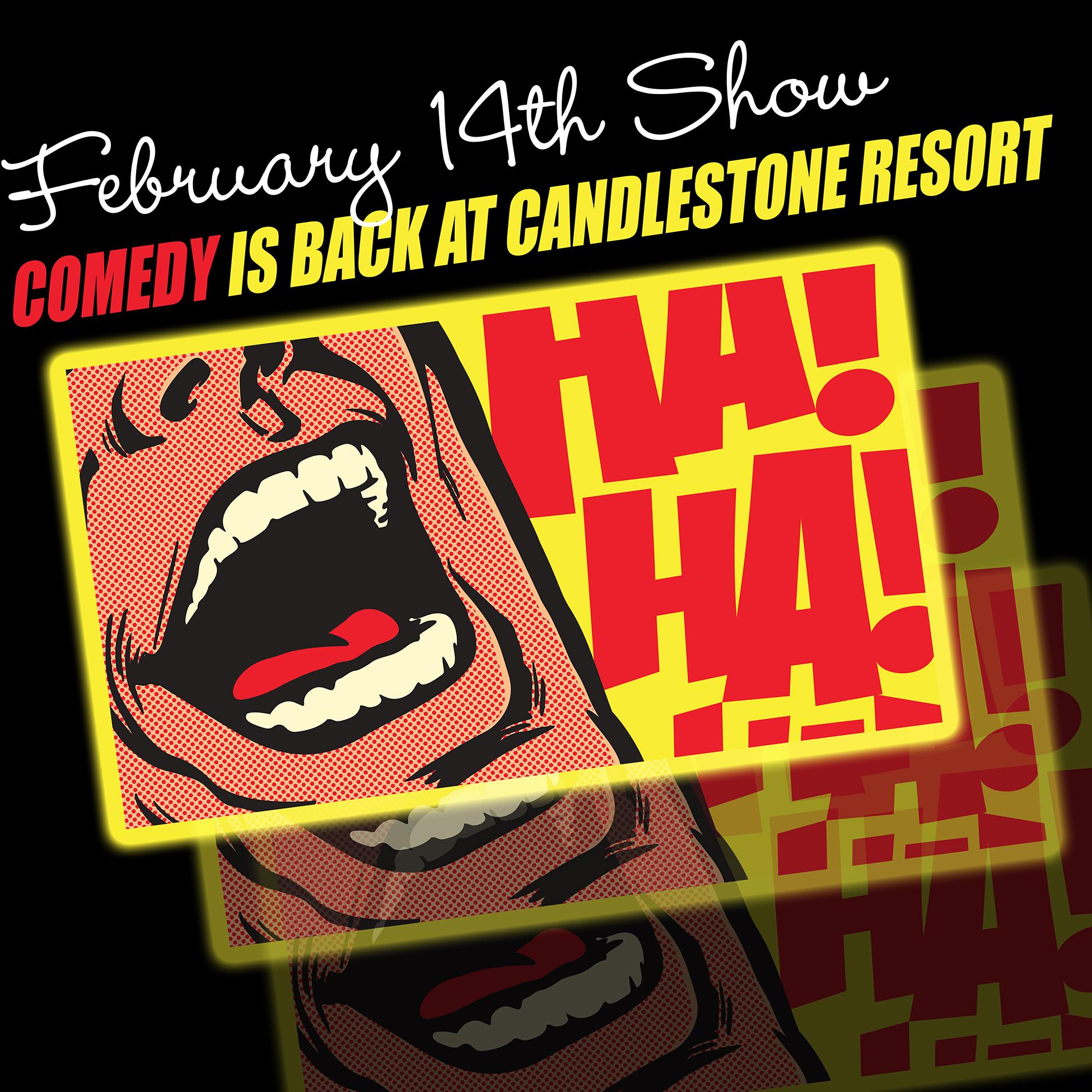February 14th Comedy Show 2020-Comedy-Feb14th