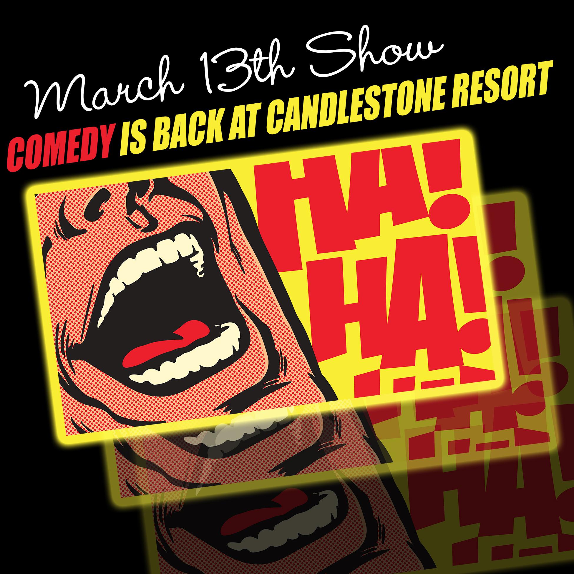 March 13th Comedy Show 2020-Comedy-Mar13th