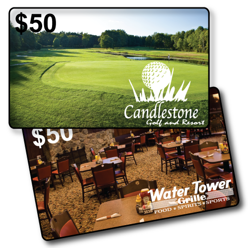$50 Resort Gift Card 50GiftCard