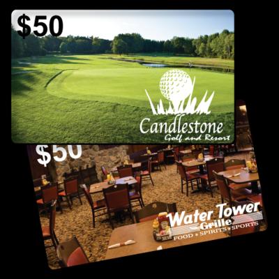 $50 Resort Gift Card