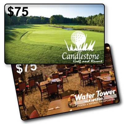 $75 Resort Gift Card