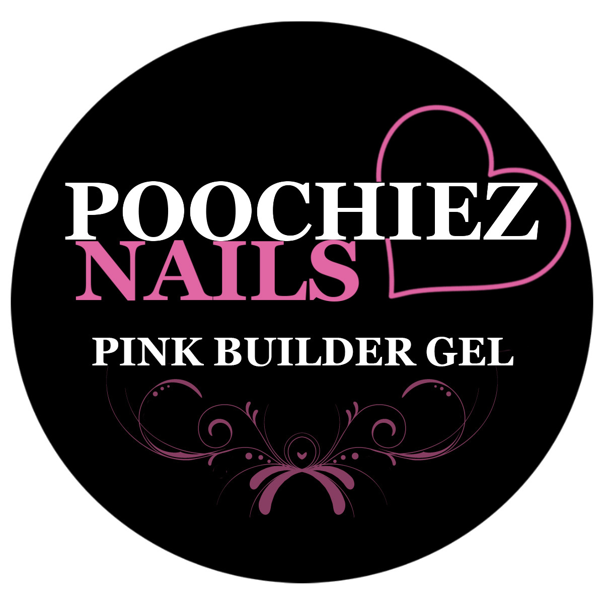 P1 PINK BUILDER GEL 15ML